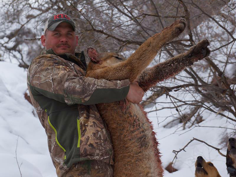 New Mexico Mountain Lion Hunting
